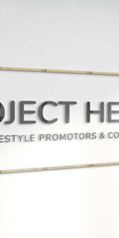 Project health logo ontwerp
